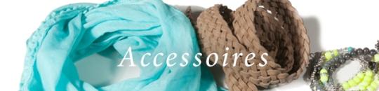 Accessoires von pieces und A-Zone