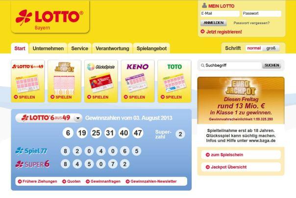 LottoBayern