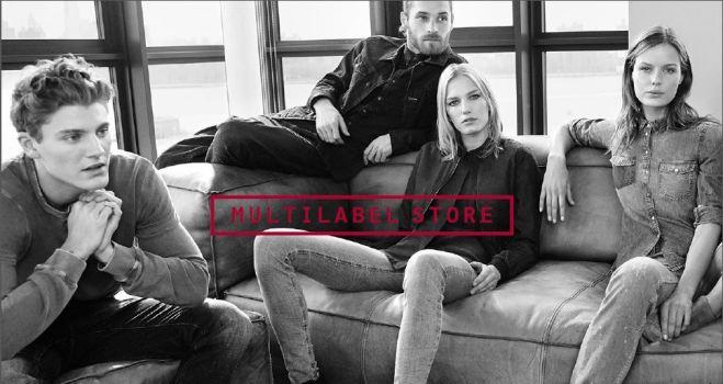 """Wir sind """"multilabel-store"""" der Marke Esprit"""