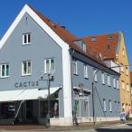 2013: Neue Fassade für CACTUS Velden